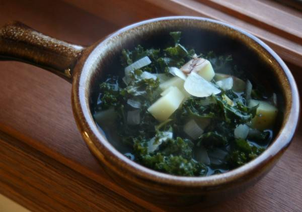 Kale and potato soup recipes