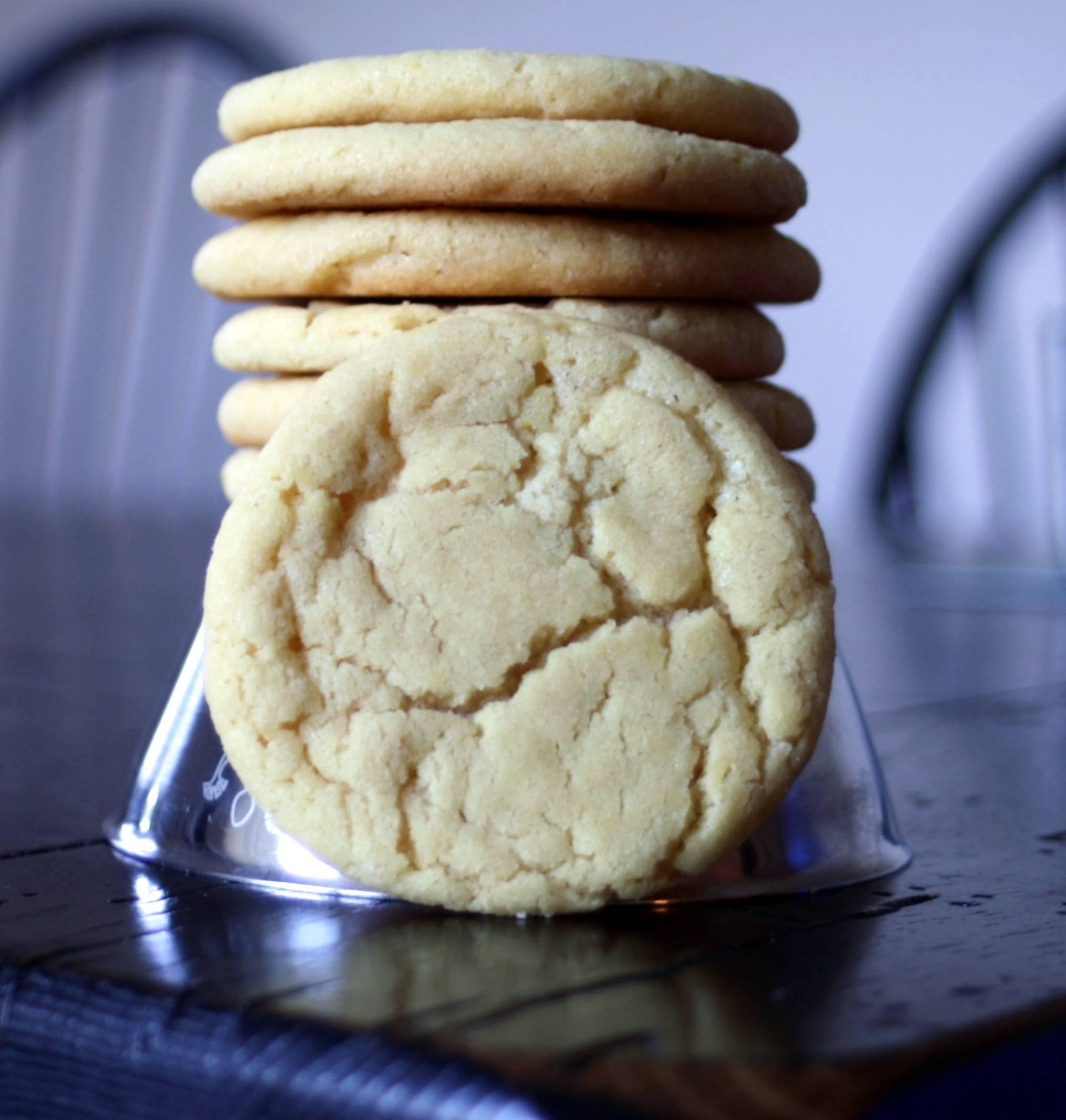 Old Fashioned Sugar Cookies | Tallgrass Kitchen