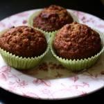 oat bran muffins 1