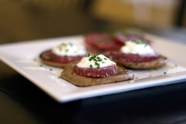 salami blini 2